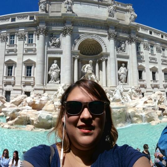La selfie obligatoria con la modalidad panoràmica del Huawei Mate 8