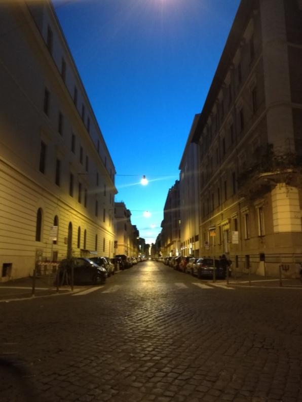 La calle donde queda Morrisons