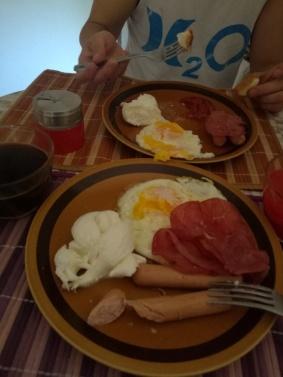 Desayunito en casa