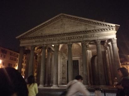 En el Panteón