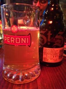 Un par de cervezas en Campo di Fiori