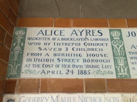 Alice Ayres - Nathalie Portman en Closer